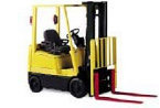 Cushion Tire Warehouse Forklifts