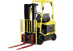 Four-Wheel Electric Forklifts