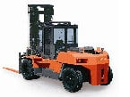 Pneumatic Tire Forklifts